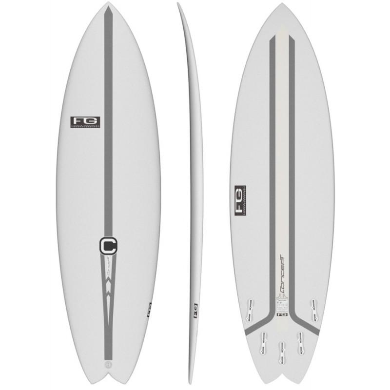 Concept 5'9'' Twin Tuare 29,6L