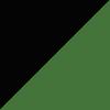 Preto e Verde Escuro