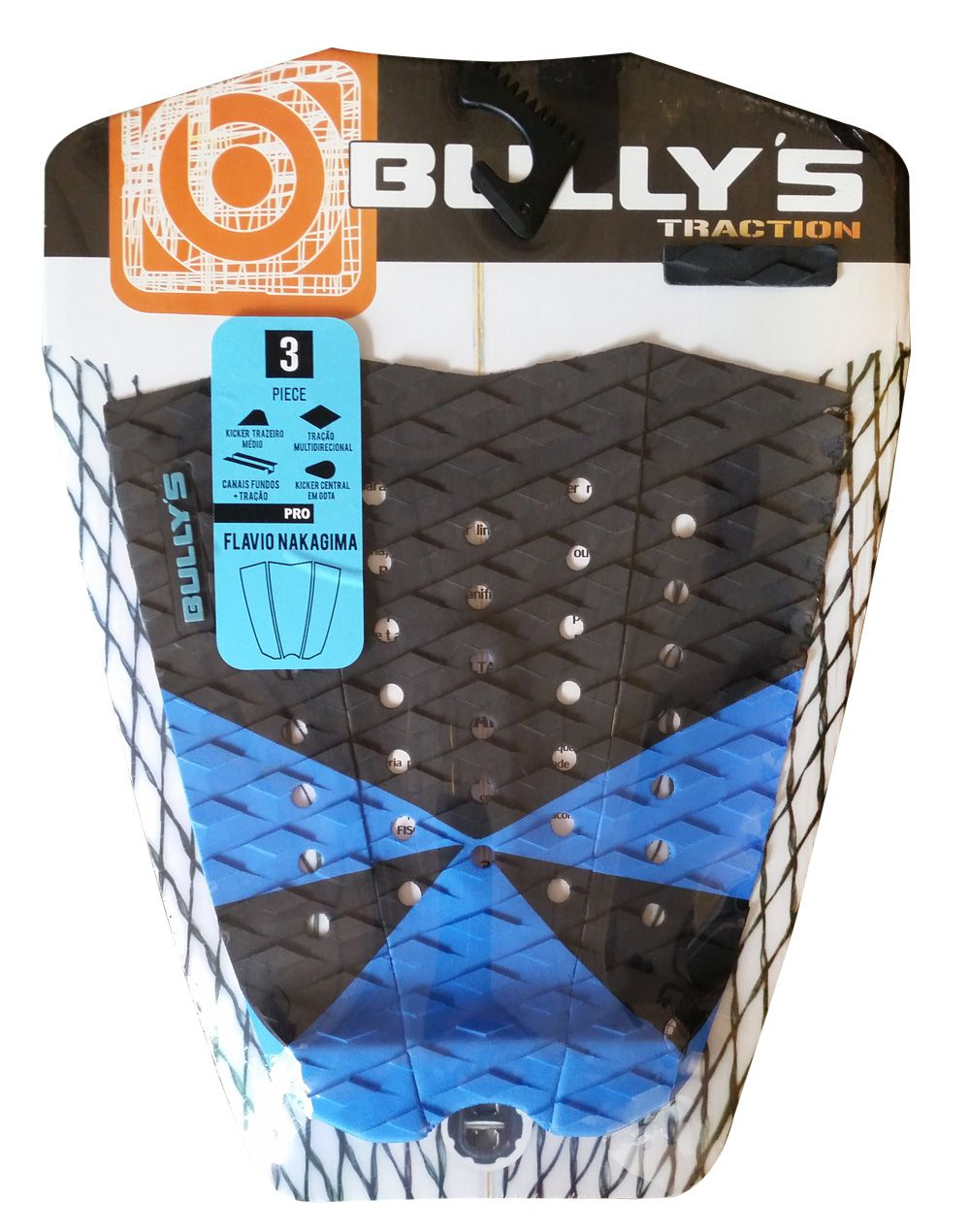 Deck Bully's  Traction Flavio Nakagima