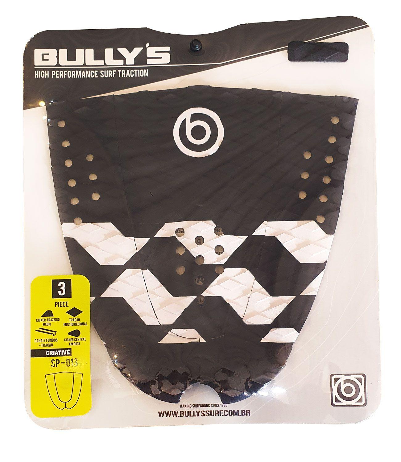 Deck Bully's  Traction SP-013