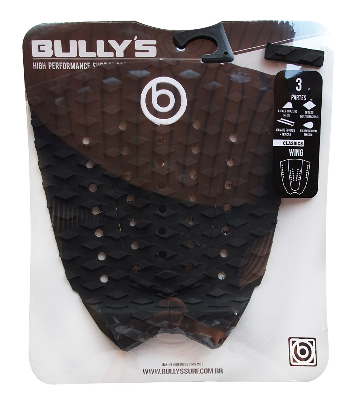 Deck Bully's  Traction  Wing