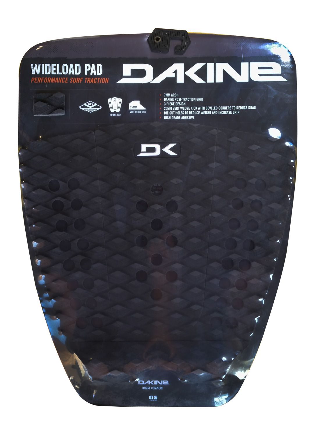 Deck Dakine Wideload Pad