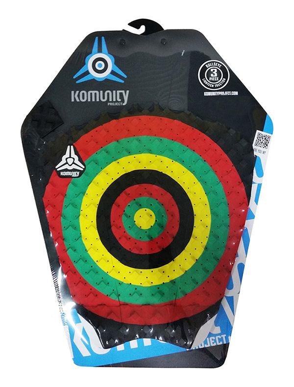 Deck Komunity Bullseye Rasta