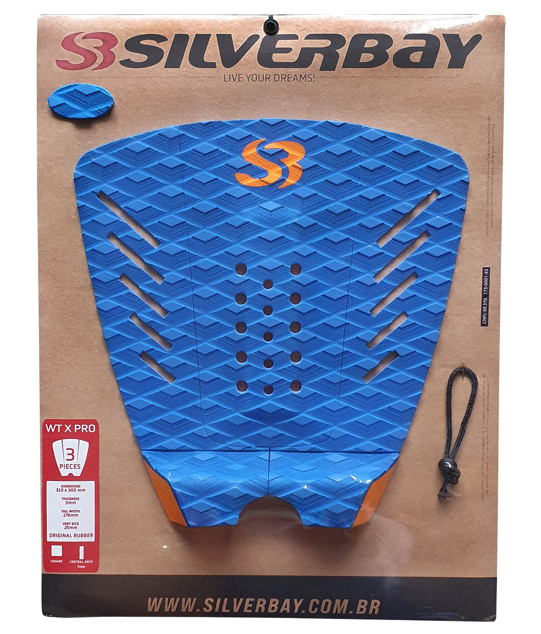 Deck Silverbay WT X Pro