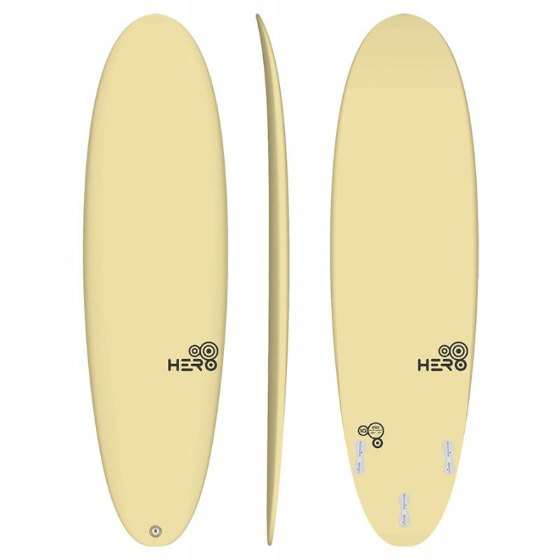 Hero 6'6'' Surfácil