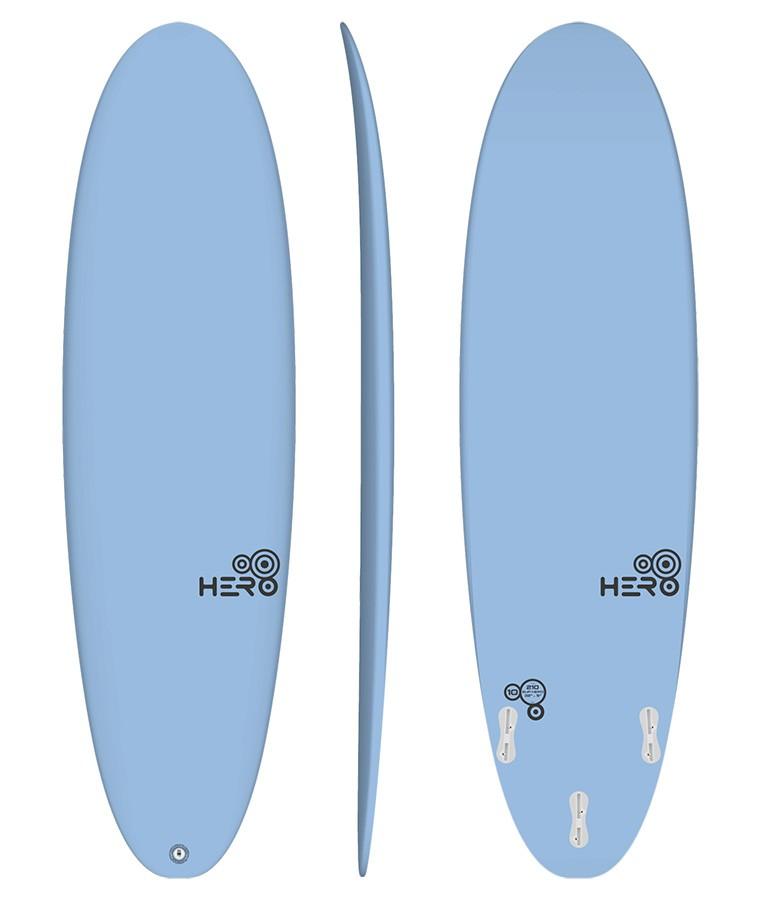 Hero 7'0'' Surfácil Azul