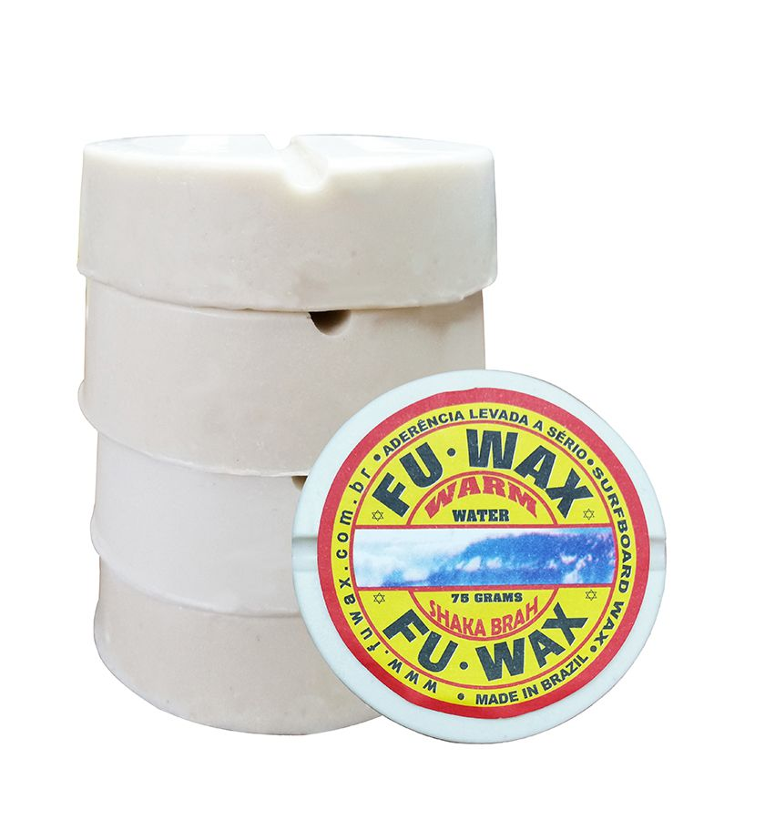 Kit 5 Parafina Fu Wax Warm