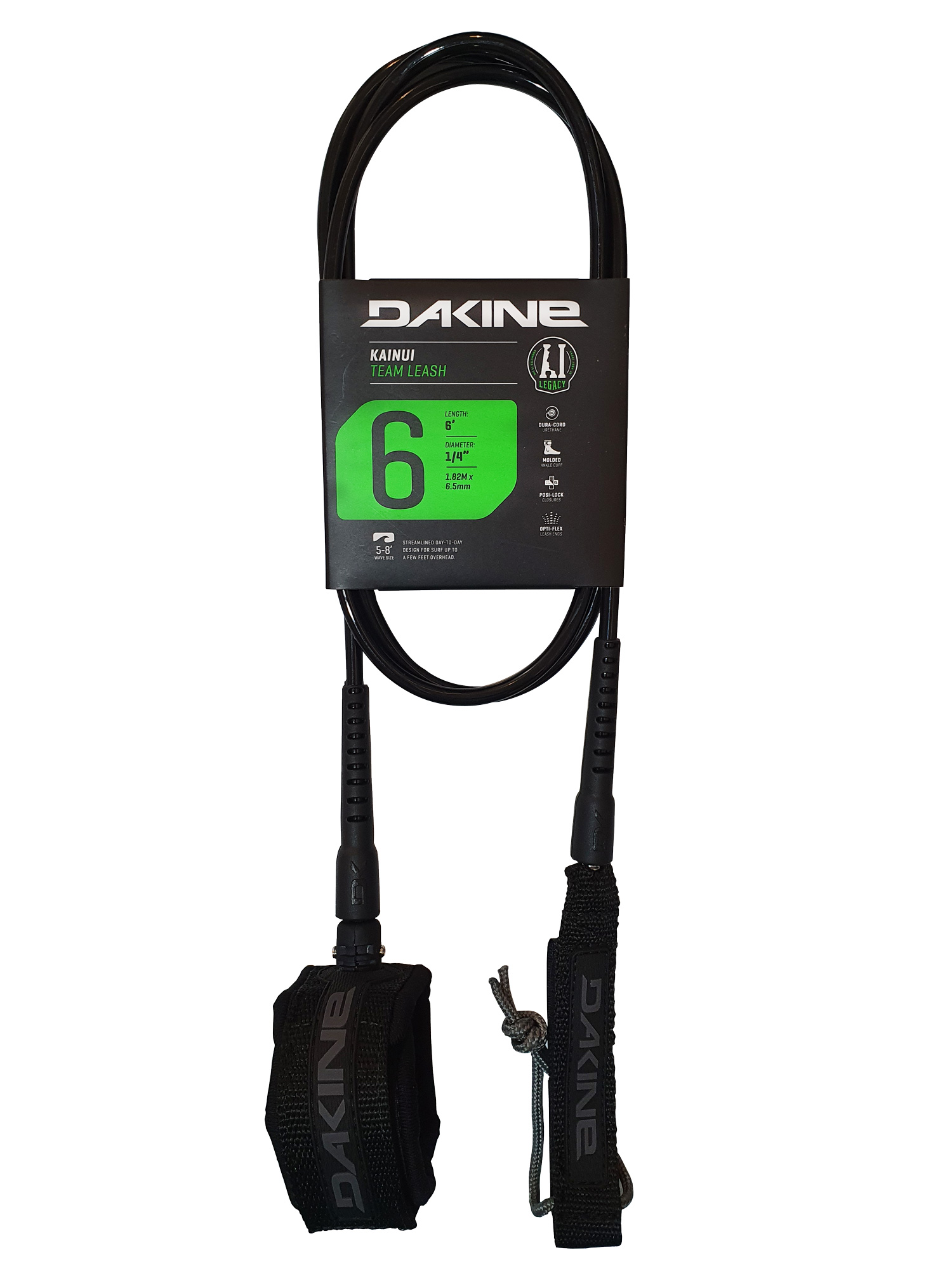 Leash Dakine Kainui 6' X 6,5mm