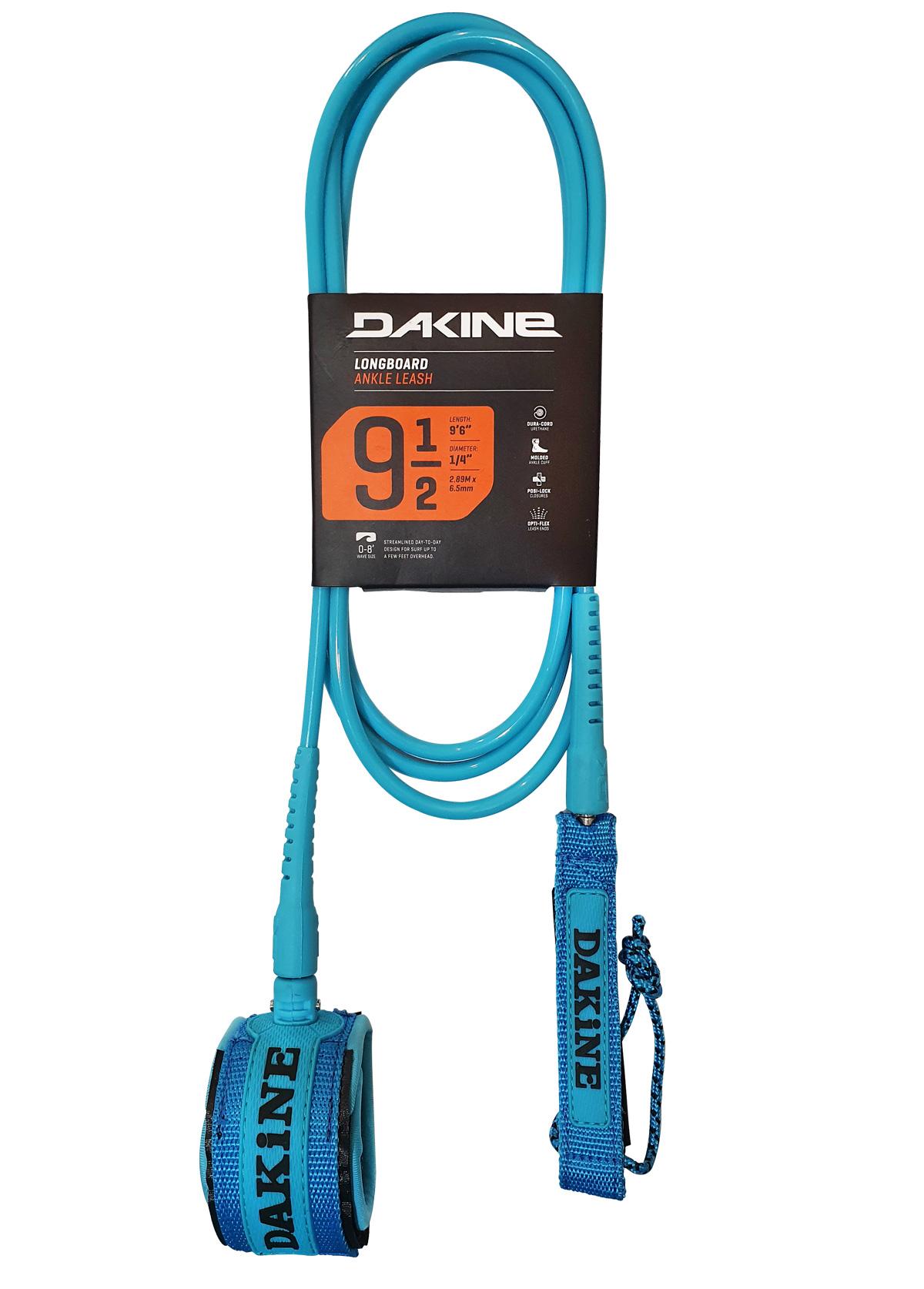 Leash Dakine Long Board Ankle 9'6'' x 6,5mm