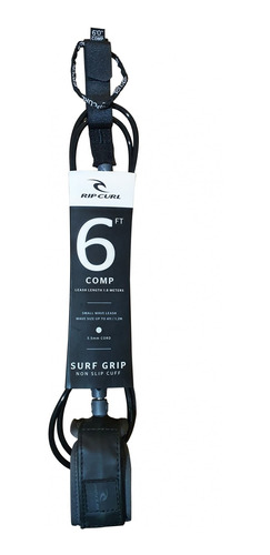 Leash Rip Curl Comp 6' X 5.5mm