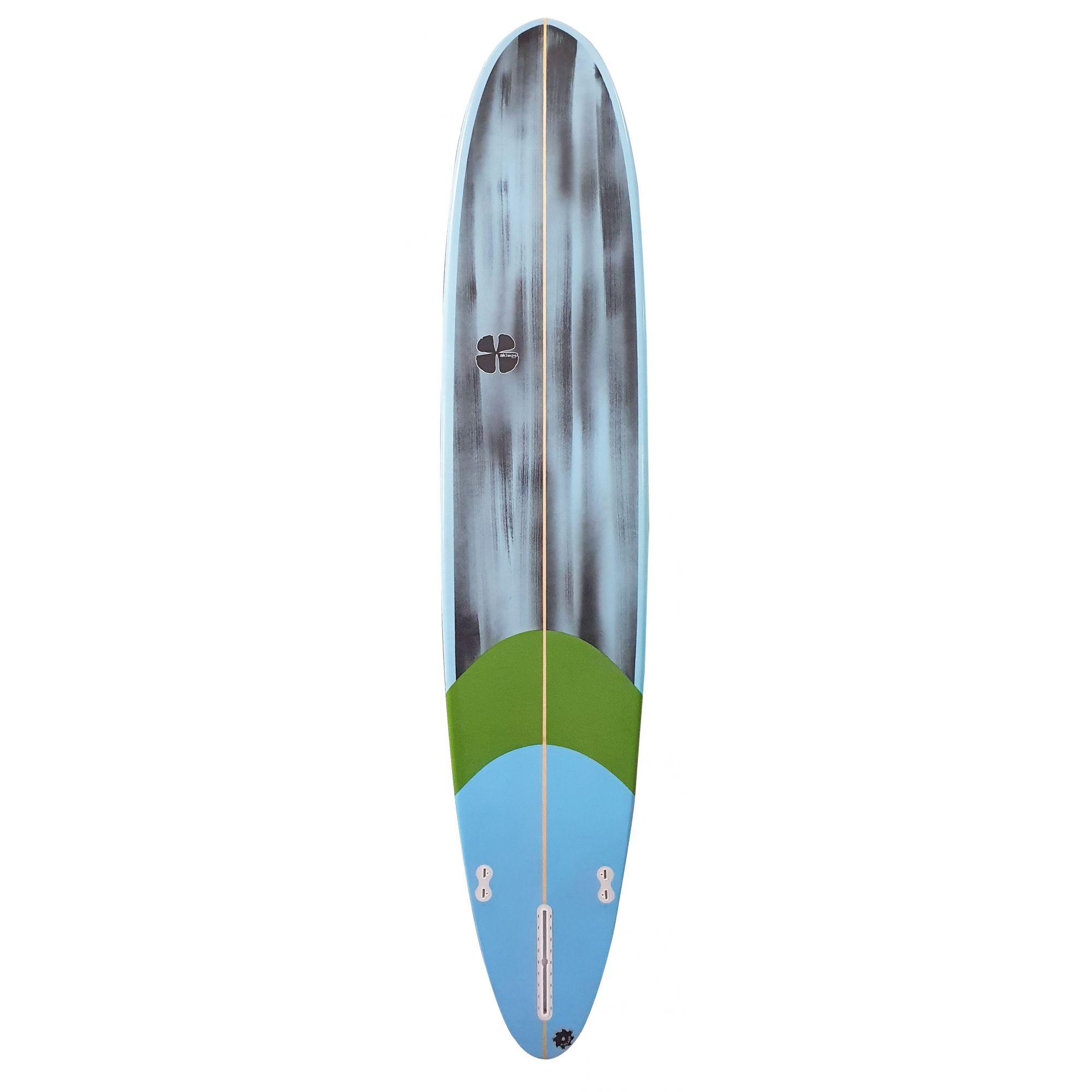 Long Board Semi Novo Akiwas 9'0''