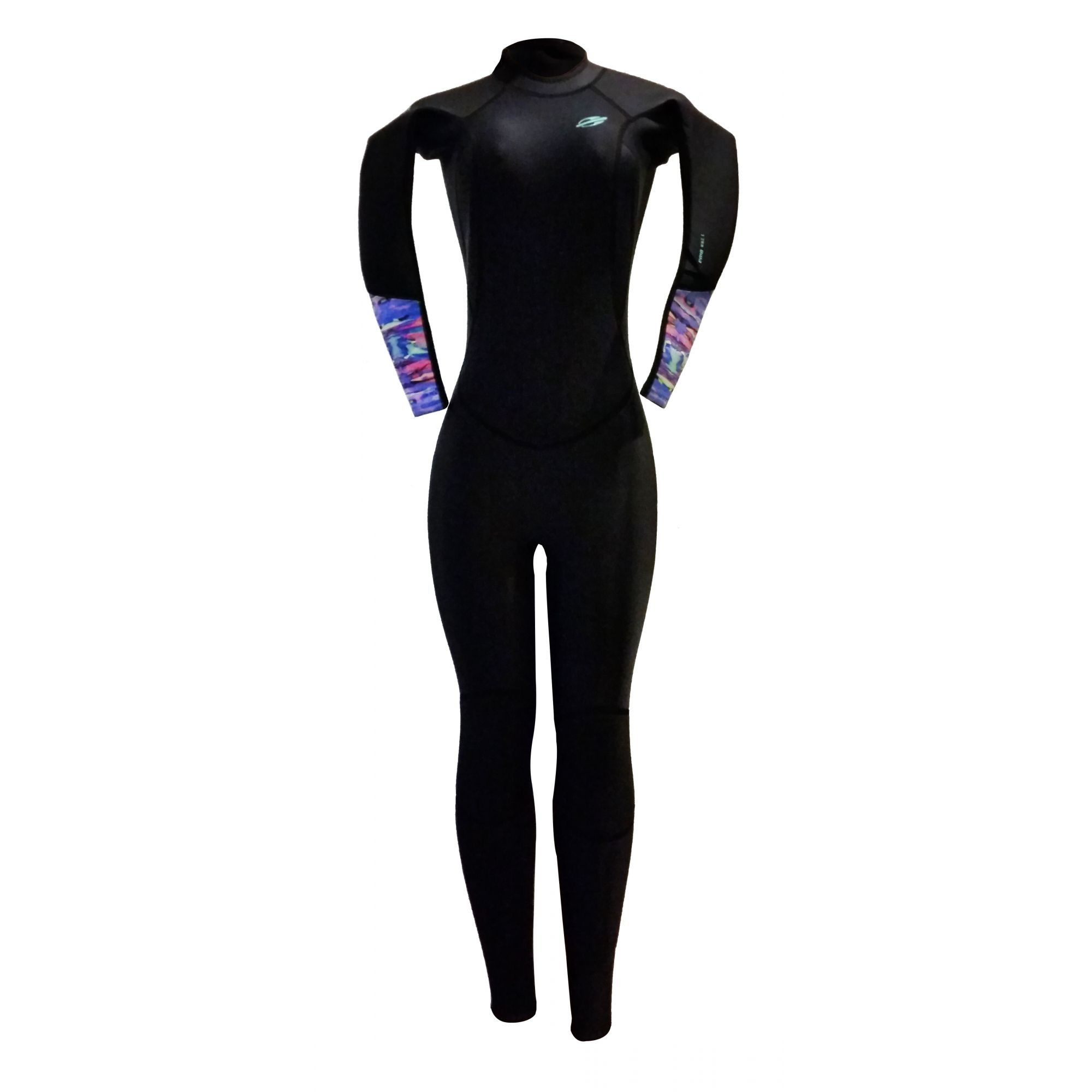 Long John Mormaii Diva 7 3.2mm Back Zip