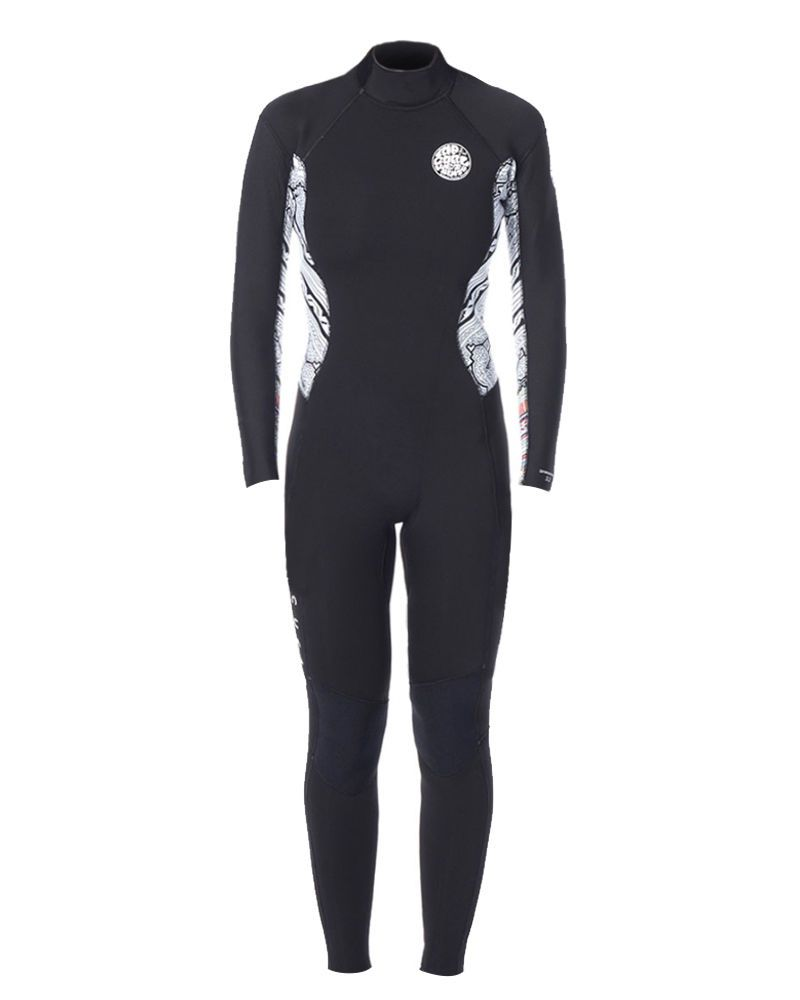 Long John Rip Curl Dawn Patrol 3.2mm Back Zip