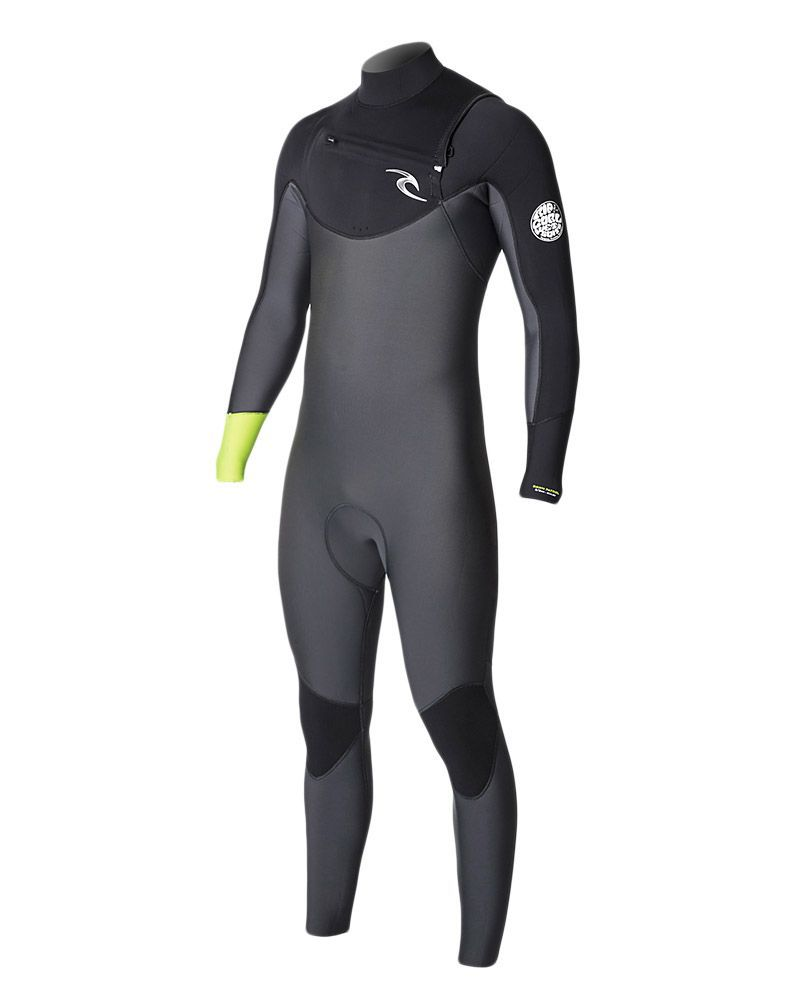 Long John Rip Curl Dawn Patrol 3.2mm Chest Zip
