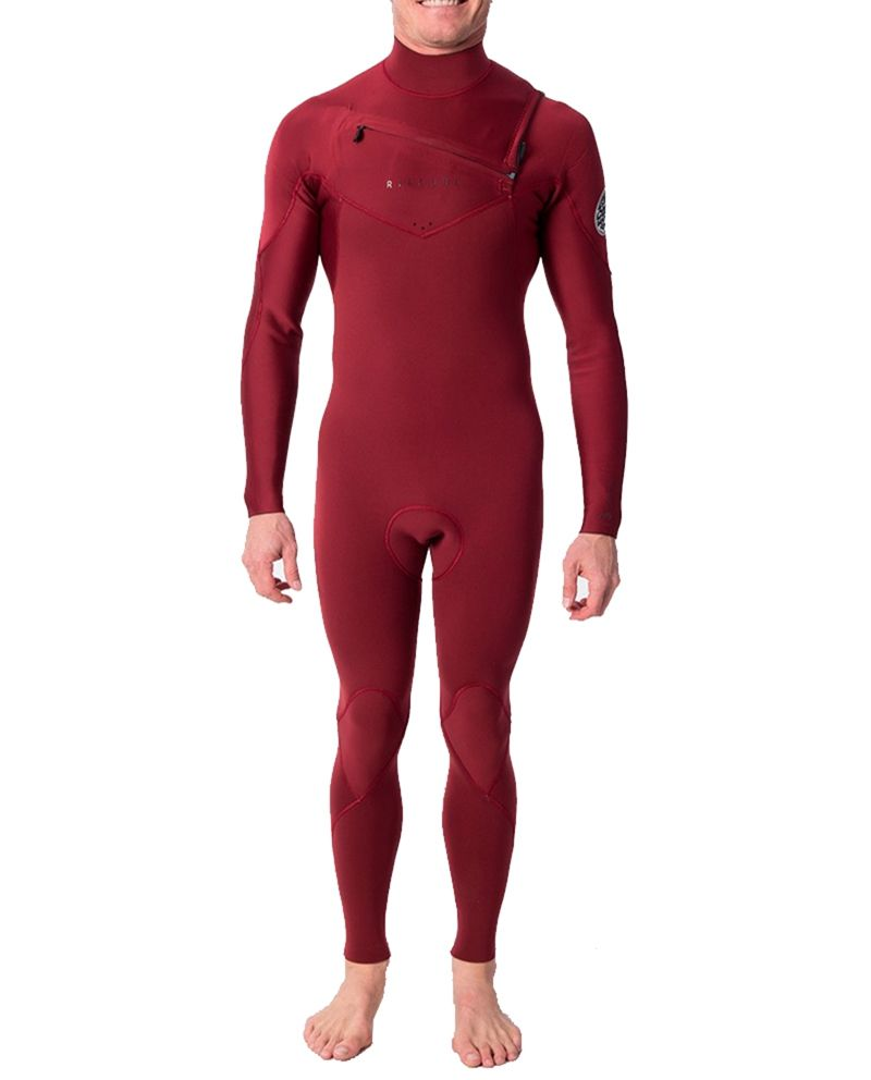 Long John Rip Curl Dawn Patrol 3.2mm Chest Ziper