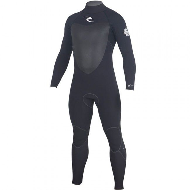 Long John Rip Curl FlashBomb 3.2mm Back Zip