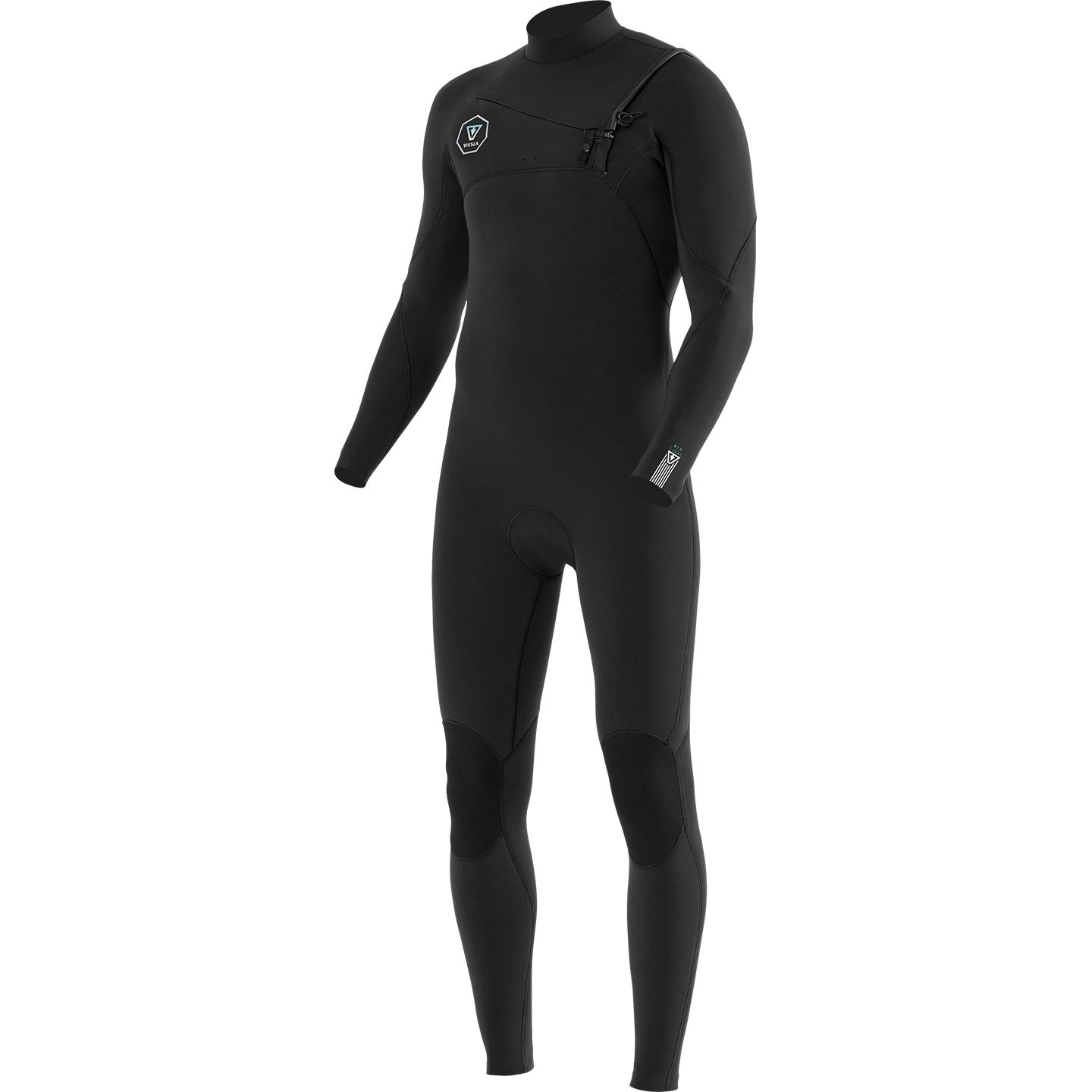 Long John Vissla Seven Seas 2.2mm Chest Zip