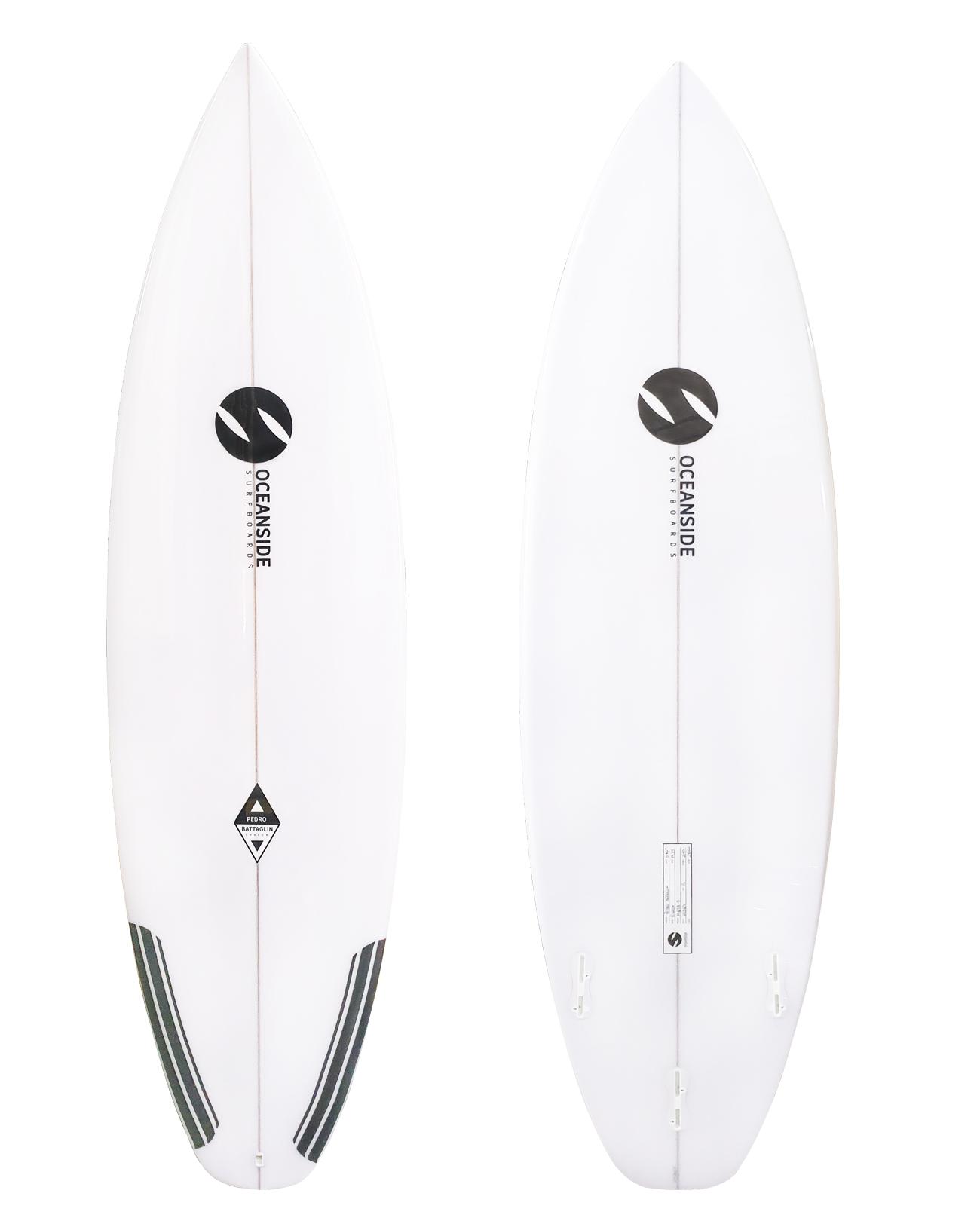 Oceanside 5'10'' Rincon 28L