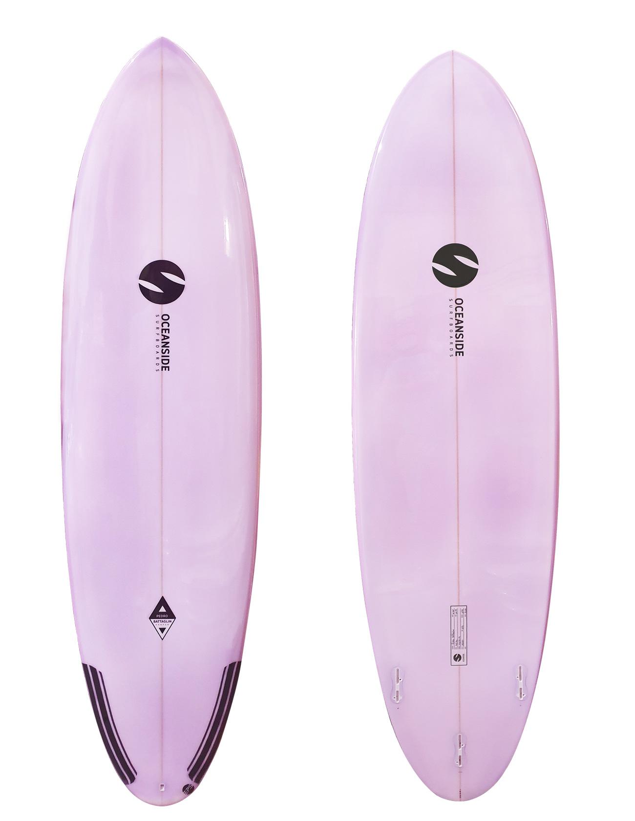 Oceanside 6'10'' Malibu 51L