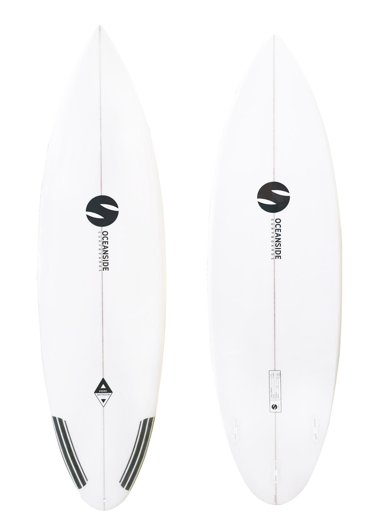 Oceanside 6'1'' Blacks 33L