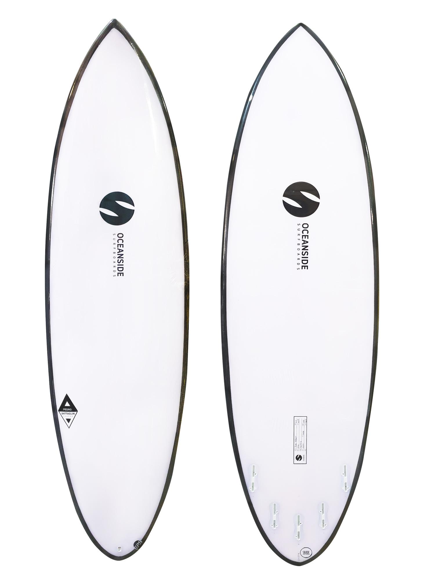 Oceanside 6'2'' Zuma 36L