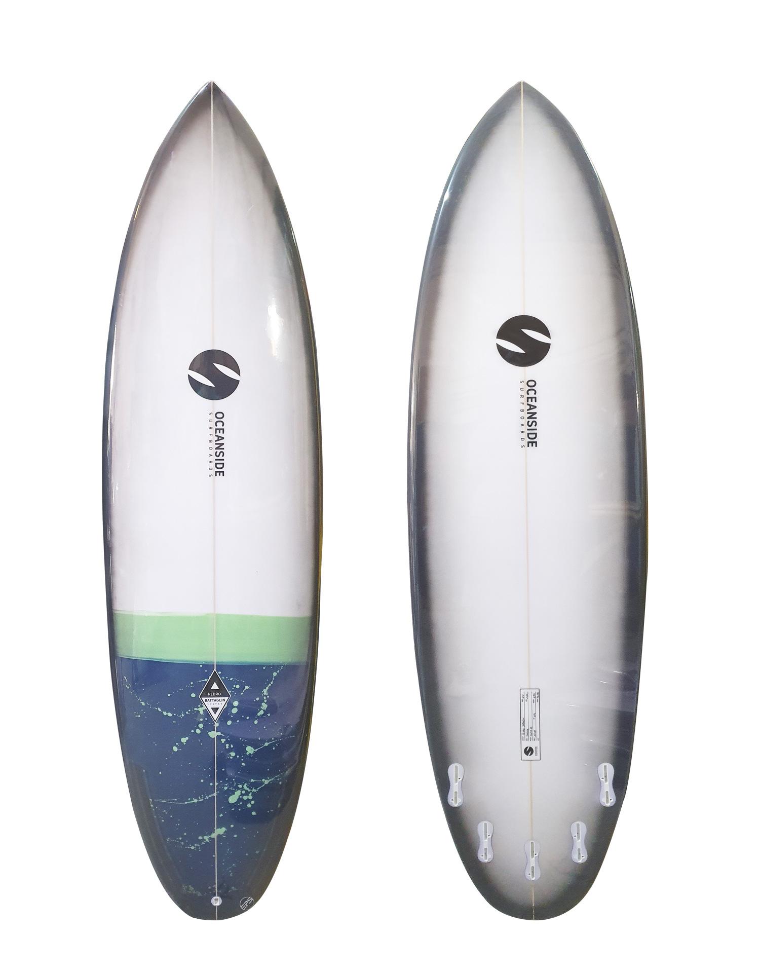 Oceanside 6'6'' Seaside 46L