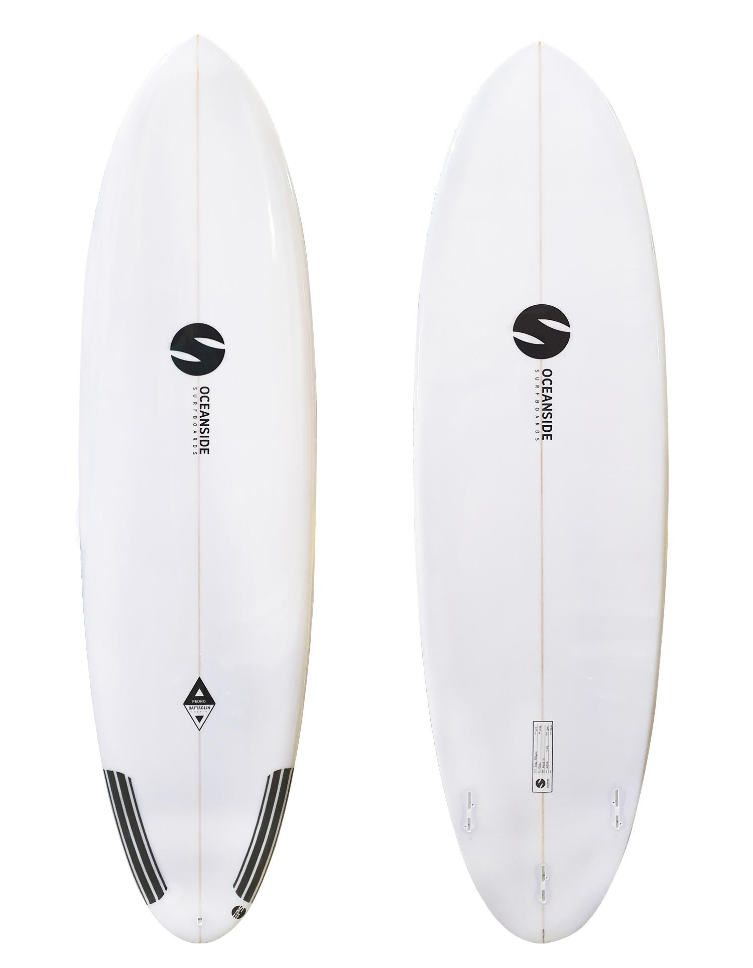 Oceanside 6'8'' Malibu 48L