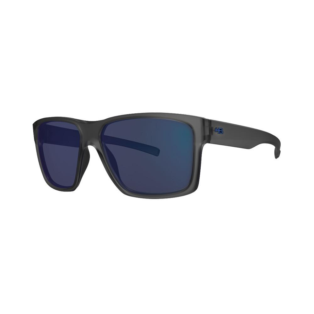 Óculos HB Freak Matte Onix/Blue Chrome