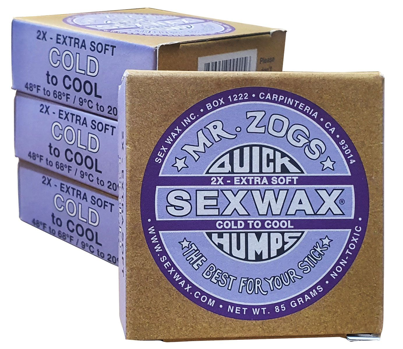 Parafina Sex Wax  Cold to Cool