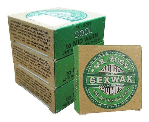 Parafina Sex Wax  Cool