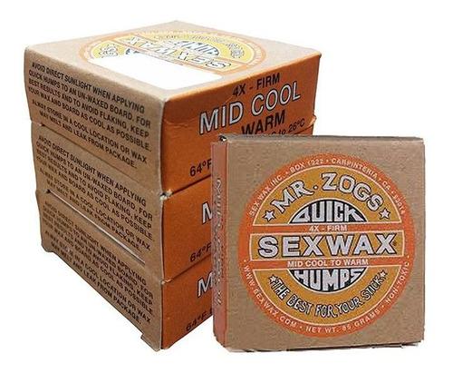 Parafina Sex Wax Mid Cool