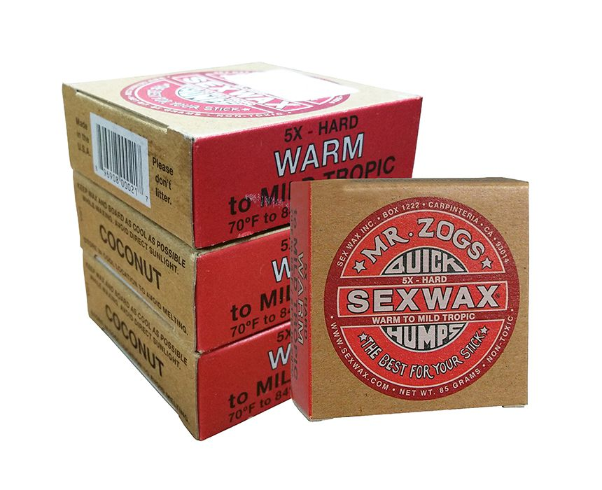 Parafina Sex Wax Warm