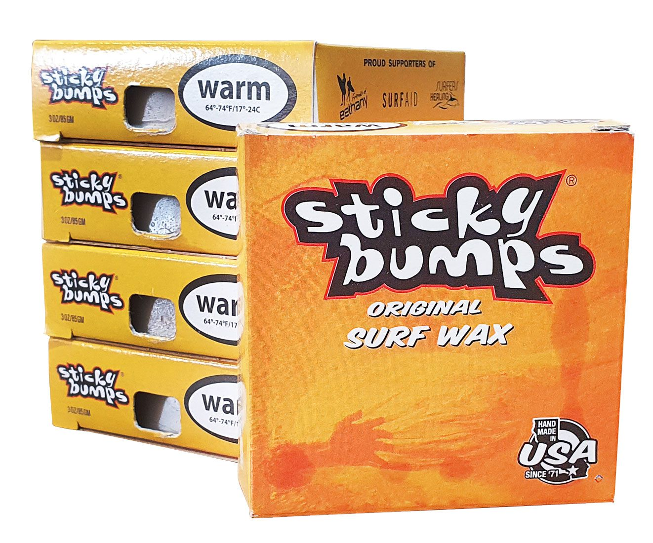 Parafina Sticky Bumps Warm