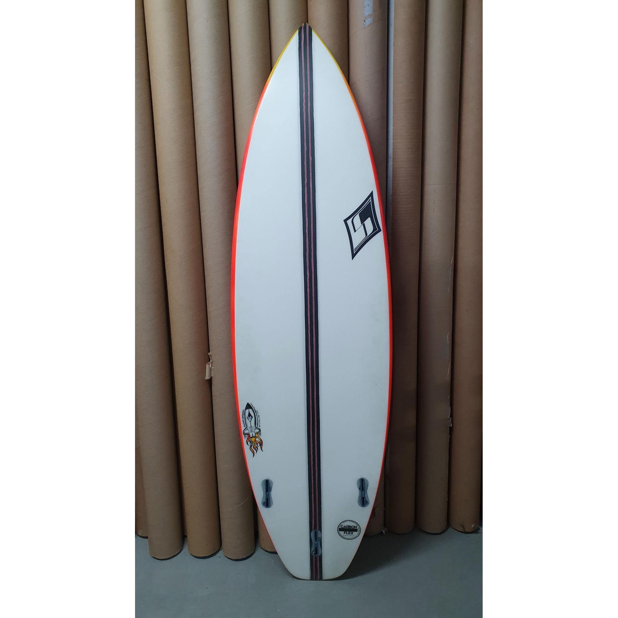 "Prancha Silver Surf 6'0"" x 19 1/2 x 2 5/8 31,2 L"