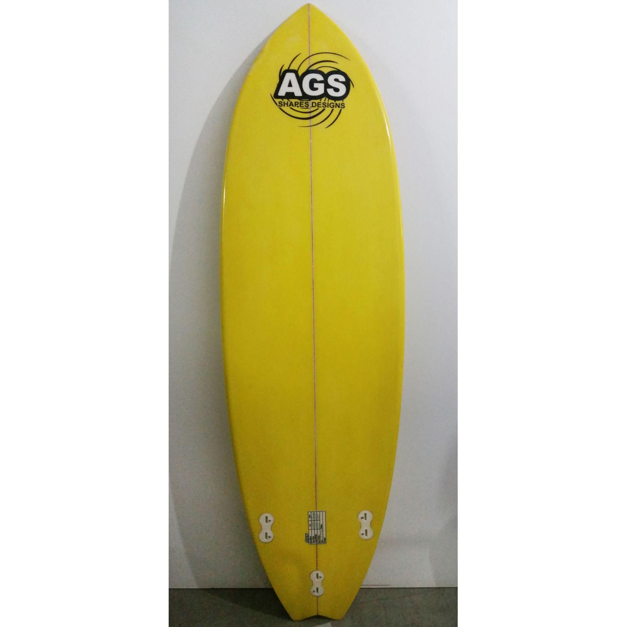 Prancha Usada AGS 5'10''