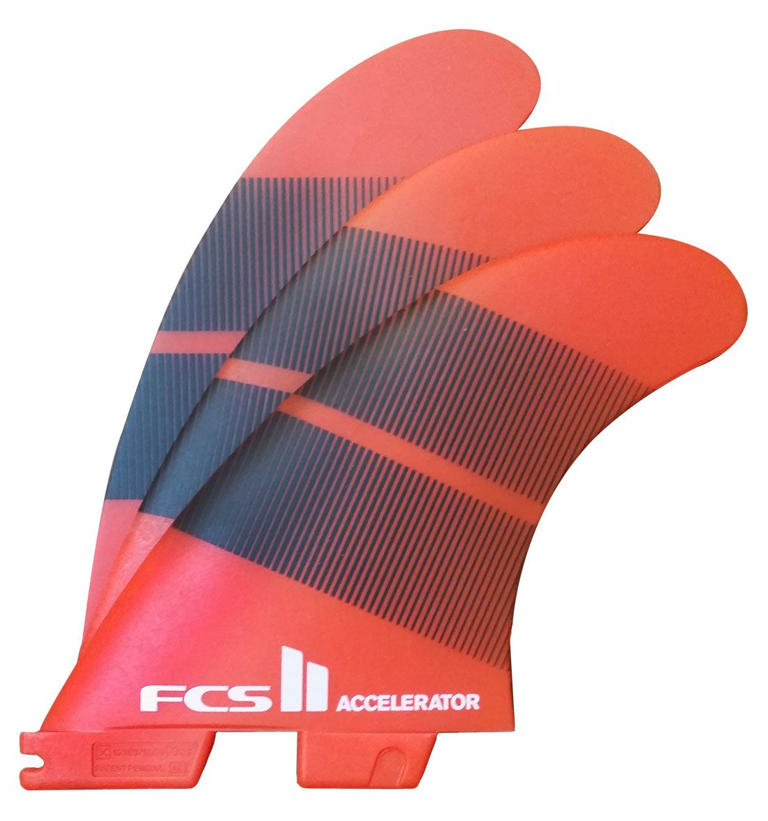 Quilha FCS II Accelerator Neo Glass - Large