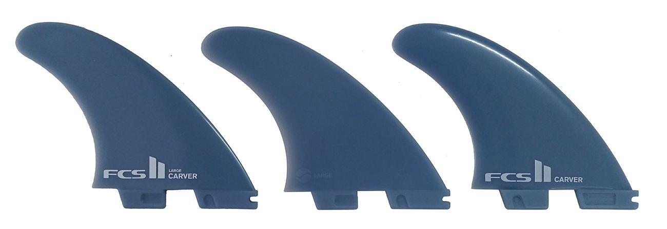 Quilha FCS II Carver Glass Flex - Large