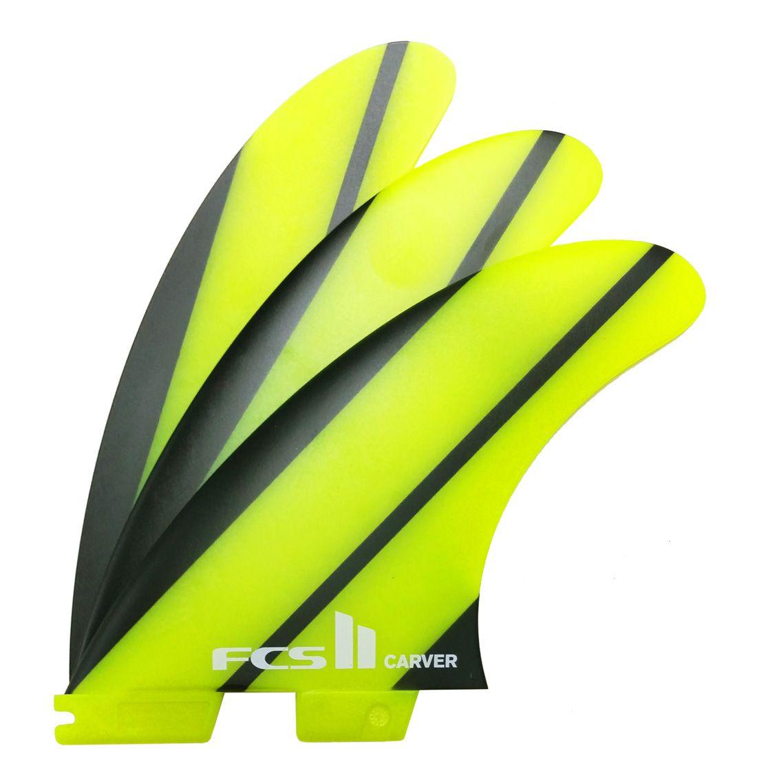 Quilha FCS II Carver Neo Glass - Medium