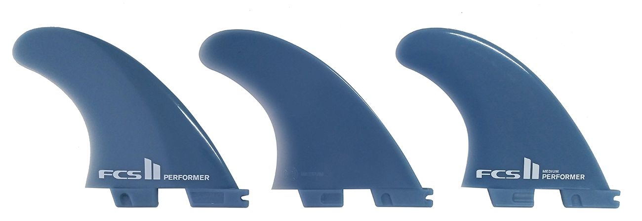 Quilha FCS II Performer Glass Flex - Medium