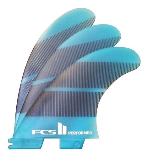 Quilha FCS II Performer Neo Glass - Medium