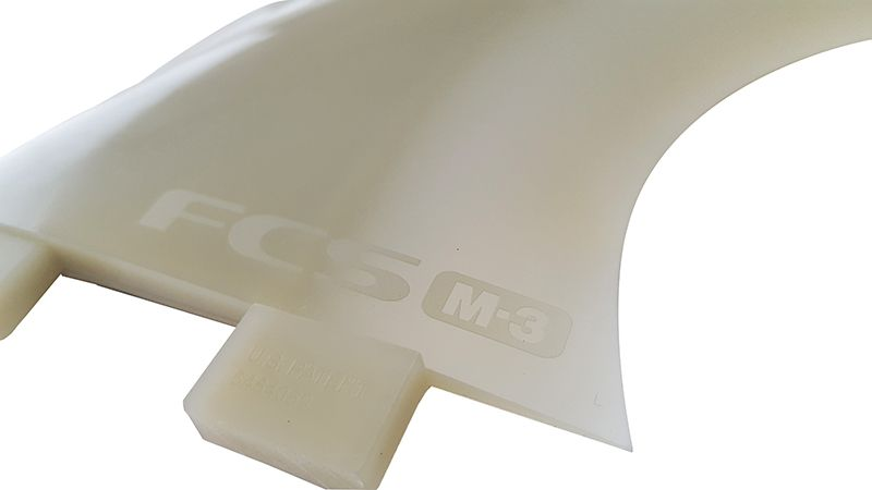 Quilha FCS M3 Glass Flex