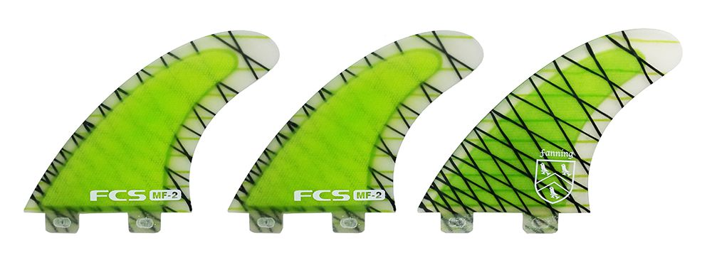 Quilha FCS MF-2 Performance Core Medium