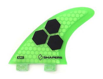 Quilha Shapers Fins AM1 Medium Five Fin Core Lite