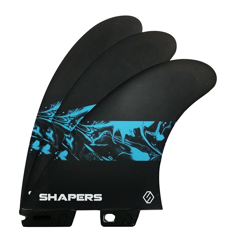 Quilha Shapers Fins Medium Core Lite