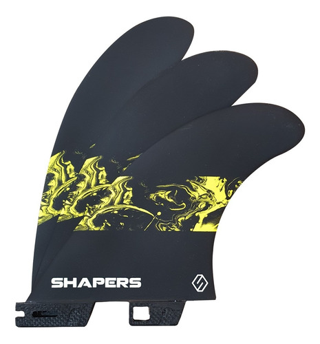 Quilha Shapers Fins Medium - Large Core Lite