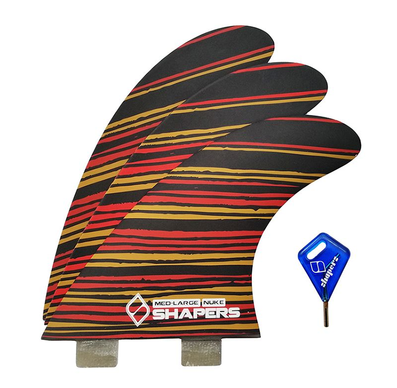Quilha Shapers Fins Nuke Core Lite Medium-Large