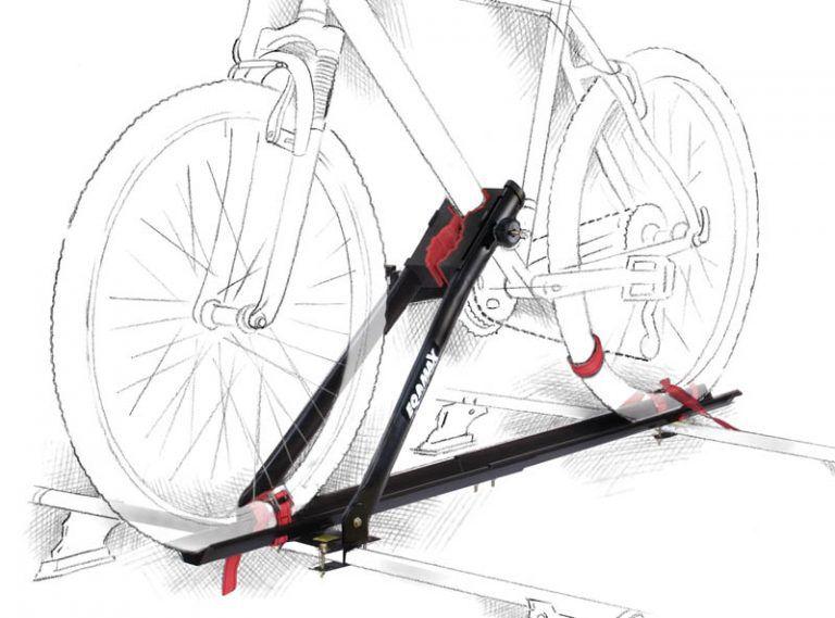 Rack Bike Velox Aço Carbono Eqmax