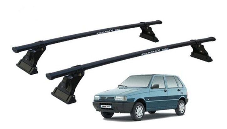 Rack Eqmax Aço Kit 002  Uno Mille 4P 1988/2013