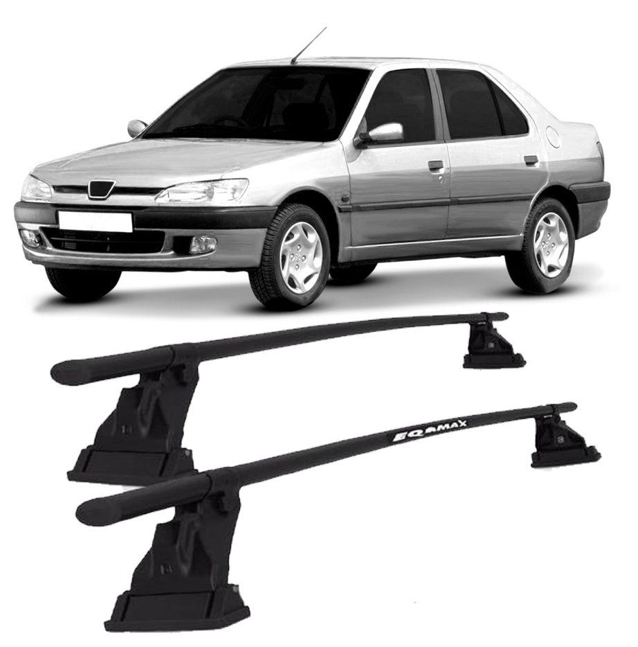 Rack Eqmax Aço Kit 014 Peugeot 306 Sedan 4P 1998/2001