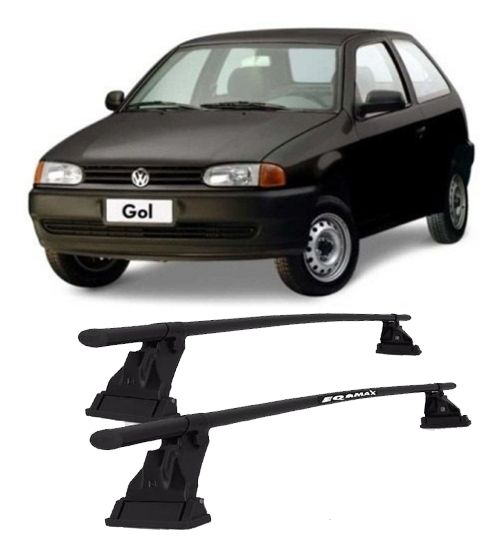Rack Eqmax Aço Kit 021 Gol G2 2P 1995/1998